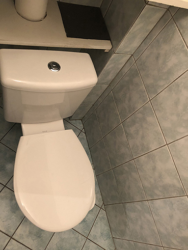 Toilettes 14cm